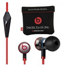 Écouteurs Monster ibeats by Dr.Dre ControlTalk - Chrome