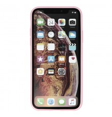 Coque Souple Colorful iPhone X/Xs - Rose