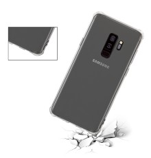 Coque Silicone Antichoc Samsung Galaxy S9+ - Transparent