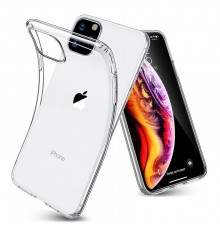 Coque Silicone Ultra Slim iPhone 11/11Pro - Transparente